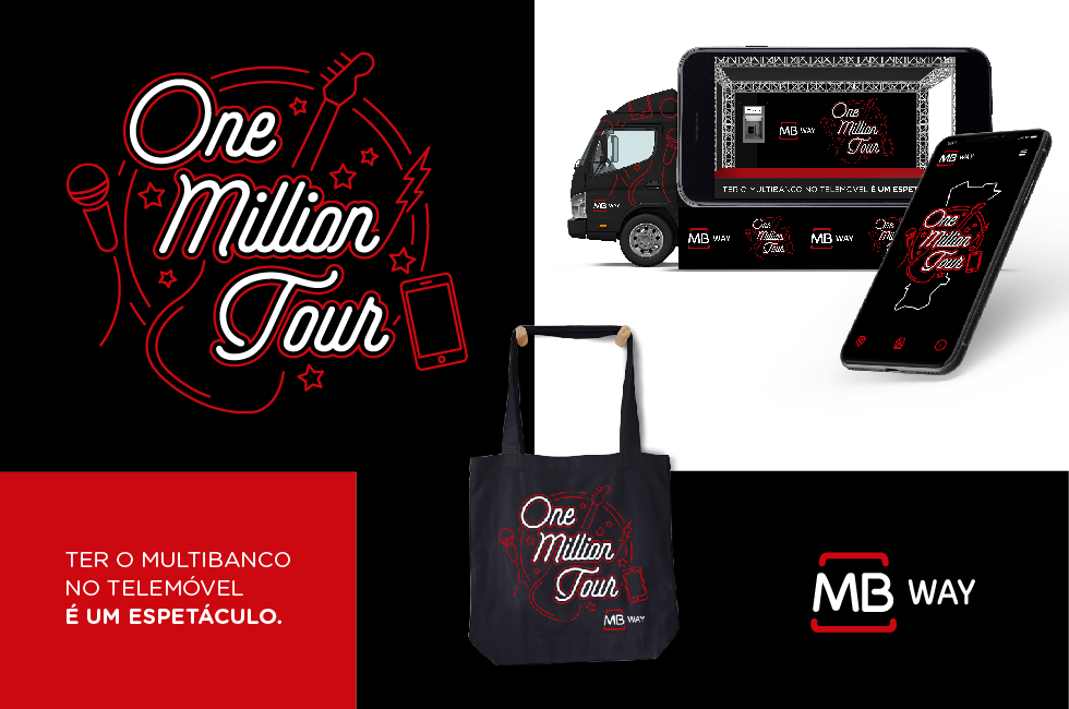 One Million Tour - 1